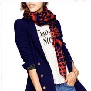 Stella and Dot Union Square scarf